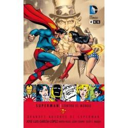 GRANDES AUTORES DE SUPERMAN: SUPERMAN CONTRA EL MUNDO