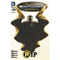 BATMAN INC. Nº 2 RIP