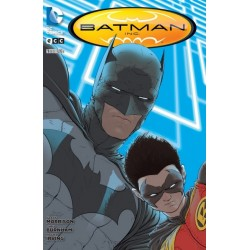 BATMAN INC. Nº 1
