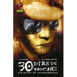 30 DÍAS DE NOCHE: HISTORIAS DE CHUPASANGRES