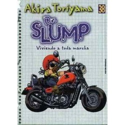 DR. SLUMP Nº 38