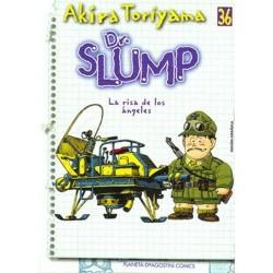 DR. SLUMP Nº 36