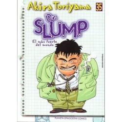 DR. SLUMP Nº 35