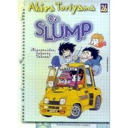 DR. SLUMP Nº 26