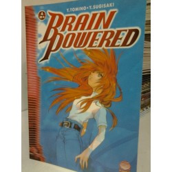 BRAIN POWERED Nº 4