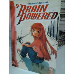 BRAIN POWERED Nº 3