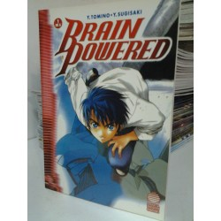BRAIN POWERED Nº 1