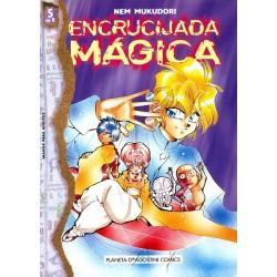 ENCRUCIJADA MÁGICA Nº 5