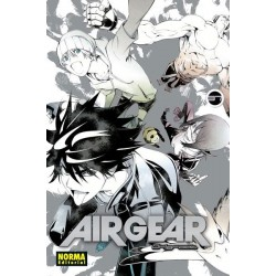 AIR GEAR Nº 37