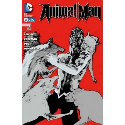 ANIMAL MAN Nº 2