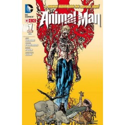 ANIMAL MAN Nº 1