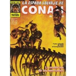 LA ESPADA SALVAJE DE CONAN Nº 66