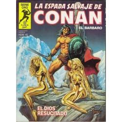 LA ESPADA SALVAJE DE CONAN Nº 45