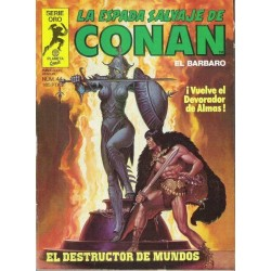 LA ESPADA SALVAJE DE CONAN Nº 44