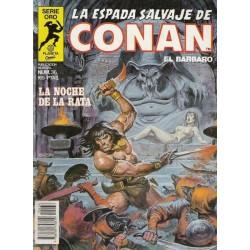 LA ESPADA SALVAJE DE CONAN Nº 36