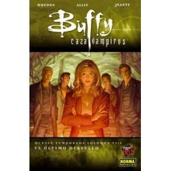 BUFFY CAZAVAMPIROS 8ª TEMPORADA. VOL. 8 EL ÚLTIMO DESTELLO