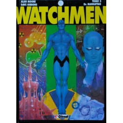 WATCHMEN Nº 2 DR. MANHATTAN