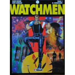 WATCHMEN Nº 1 EL COMEDIANTE