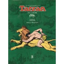 TARZAN DE HAROLD FOSTER Nº 4