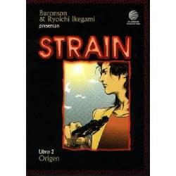 STRAIN Nº 2 ORIGEN