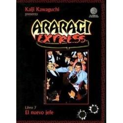 ARARAGI EXPRESS Nº 7 EL NUEVO JEFE