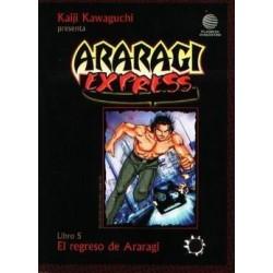 ARARAGI EXPRESS Nº 5 EL REGRESO DE ARARAGI