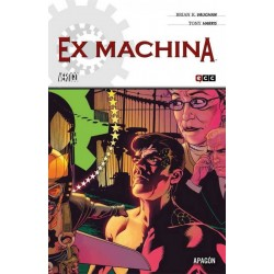 EX MACHINA Nº 6 APAGÓN