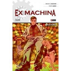 EX MACHINA Nº 5 MALOS HUMOS