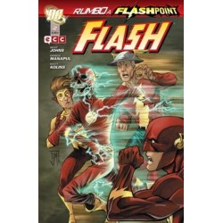 FLASH VOL.2 Nº 2 RUMBO A FLASHPOINT