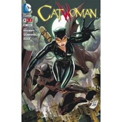 CATWOMAN Nº 4