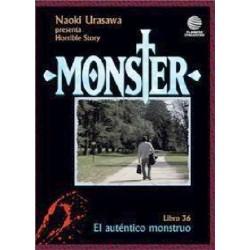 MONSTER Nº 36