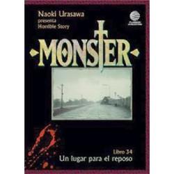 MONSTER Nº 34