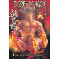 TIGRE Y DRAGON Nº 1 KUNG-FU A MUERTE EN TAILANDIA