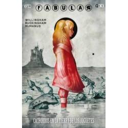 FÁBULAS Nº 18 CACHORROS EN LA TIERRA DE LOS JUGUETES