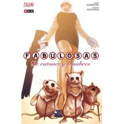 FABULOSAS Nº 5 DE RATONES Y HOMBRES