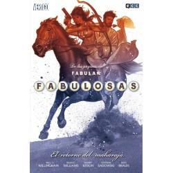 FABULOSAS Nº 3 EL RETORNO DEL MAHARAJÁ