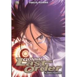 GUNNM LAST ORDER Nº 10