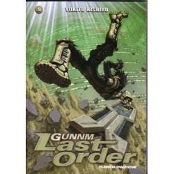 GUNNM LAST ORDER Nº 9