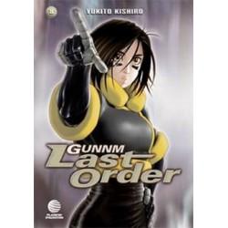 GUNNM LAST ORDER Nº 8