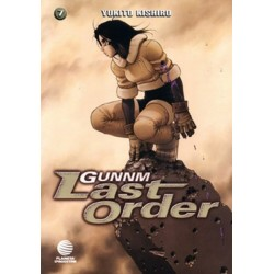 GUNNM LAST ORDER Nº 7