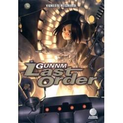 GUNNM LAST ORDER Nº 5