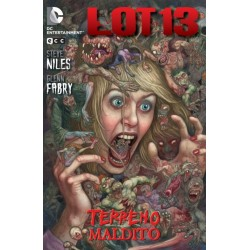 LOT 13: TERRENO MALDITO