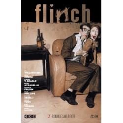 FLINCH Nº 2 ROMANCE SANGRIENTO