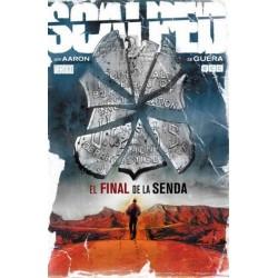 SCALPED Nº 10 EL FINAL DE LA SENDA