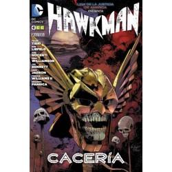 HAWKMAN Nº 2 CACERÍA