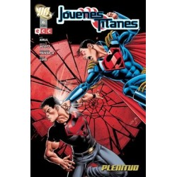 JÓVENES TITANES Nº 6 PLENITUD