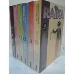 RAIKA 6 TOMOS (COMPLETA)