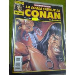 LA ESPADA SALVAJE DE CONAN Nº 68 SEGUNDA EDICIÓN