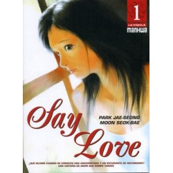 SAY LOVE Nº 1
