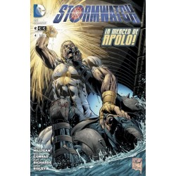 STORMWATCH Nº 4 A MERCED DE APOLO